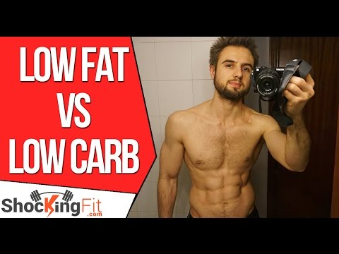 Low Fat Diet vs Low Carb Diet: Which Is Better for You?