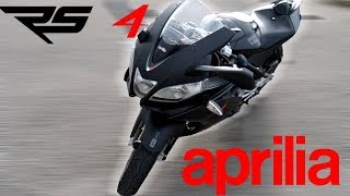 APRILIA RS4 125 4T (2014) |Test Ride|