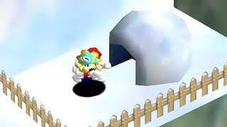 Task 3 Ghost comparison - SM64 TAS Competition 2019