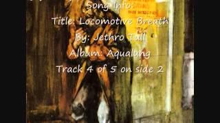 Watch Jethro Tull Locomotive Breath video