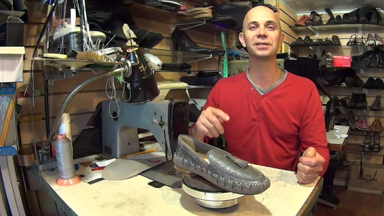 Пошив обувь своими руками