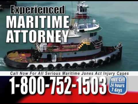 New Orleans Maritime Lawyer   1 800 752 1503   Jones Act Attorney New Orleans LA