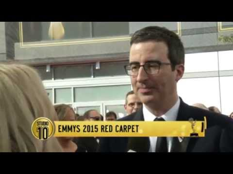 John Oliver On Tony Abbott At The Emmys