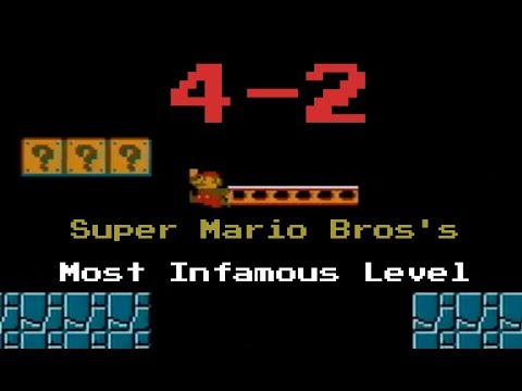 Download 4-2: The History of Super Mario Bros.' Most Infamous Level Mp4 baru