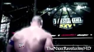 2012: John Cena Career Tribute