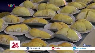 Bữa tiệc buffet SẦU RIÊNG thơm lừng tại Thái Lan - Tin Tức VTV24