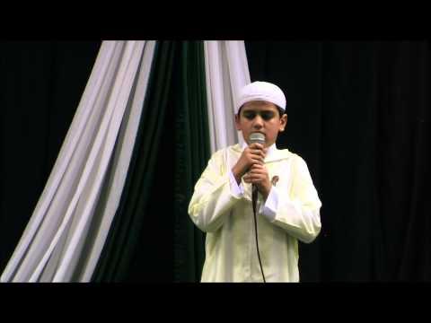 Ismail Hussain - Noori mehfil pe chadar tani noor ki  - Tilawat...