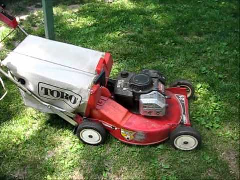toro 2 cycle lawnmower suzuki engine how to make do. Black Bedroom Furniture Sets. Home Design Ideas