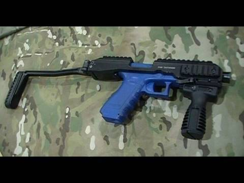 Glock Carbine Conversion at SHOT Show 2010