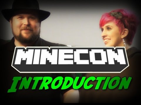 MineCon: Introduction Ceremony w/ CaptainSparklez (Pre-Revenge)