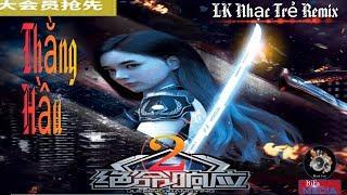 Nhạc Phim Anime Remix | Thằng Hầu Đau Để Trưởng Thành Remix | Liên Khúc Nhạc Trẻ Remix