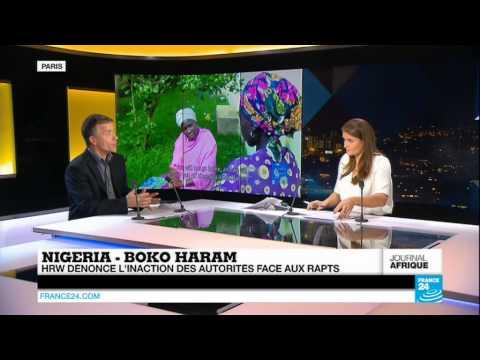 Human Rights Watch dénonce l'inaction des autorités du Nigeria face à Boko Haram