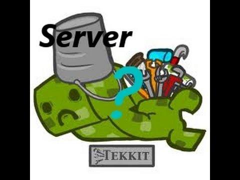 How to make Tekkit Classic Server (Mac)