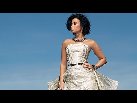 Demi Lovato STUNS On Latina Mag - Talks Song She's So Over, Kesha & Sobriety