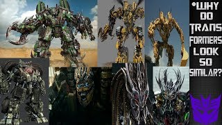 Transformers Body-Types
