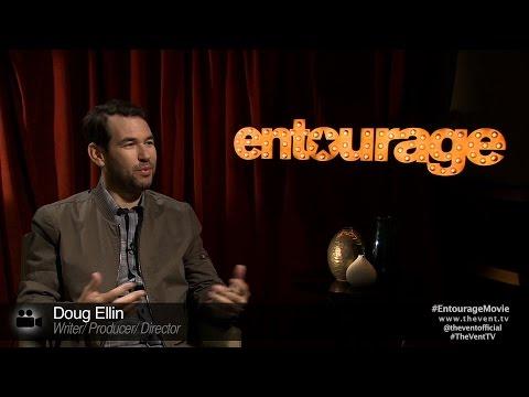 "Doug Ellin - ""The Process Of Making The Entourage Movie"""