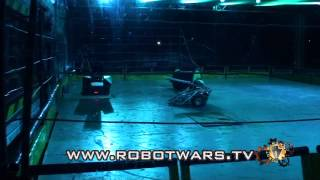 Robot Wars 2013 Tour Promo