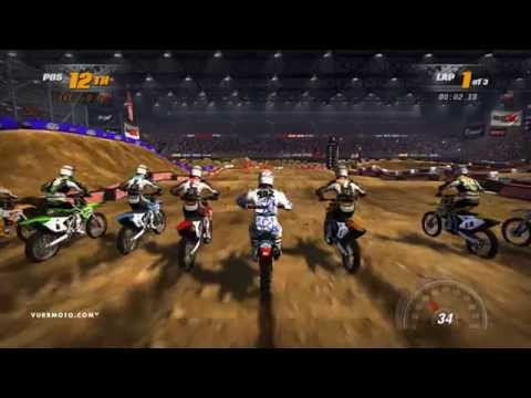 MX vs ATV Part 1: Environment and Audio - vurbmoto