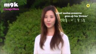 [eng sub] 130907 Passionate Love Preview - Seohyun (drama)