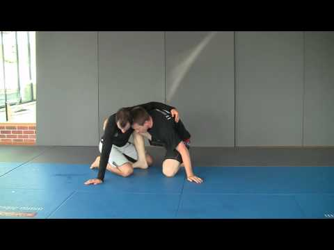 Nomad Brazilian Jiu-Jitsu - MMA Closed Guard 3 - Sweeps & Reversals Image 1