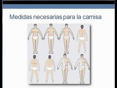 Como hacer camisas de hombre a la medida en http://Patronesderopa1.com