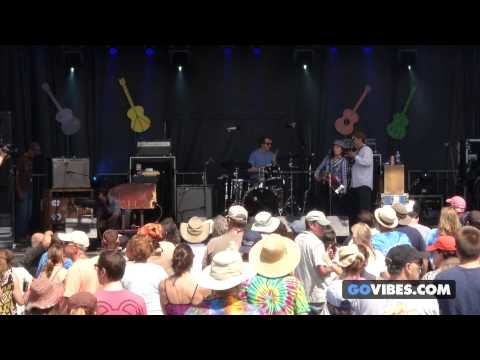 "Donna The Buffalo performs ""Chocolate Three Step"" at Gathering of the Vibes Music Festival 2014"