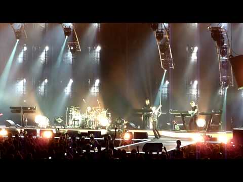 Depeche Mode TOTU – A Question of Time – Key Arena Seattle, WA