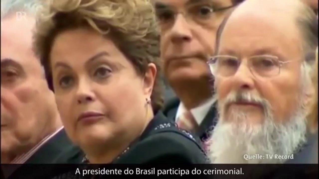 Charlatanismo e comércio da fé no Brasil. Documentário alemão. Participação de Caio Fábio.