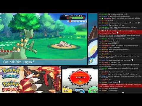 Let's Stream Pokémon Rubis Oméga & Saphir Alpha (Démo) - Les quêtes de Pierre Rochard