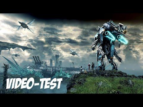 Video-Test: Xenoblade Chronicles X (Wii U)