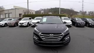 Walkaround Review of 2017 Hyundai Tucson 80375A