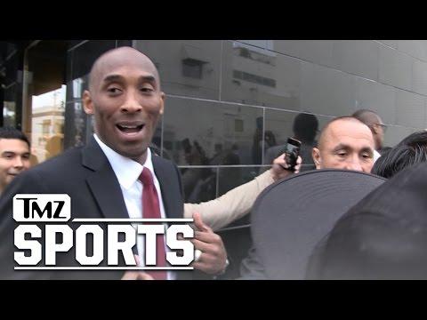 Kobe Bryant -- Rejects 'Inside the NBA'