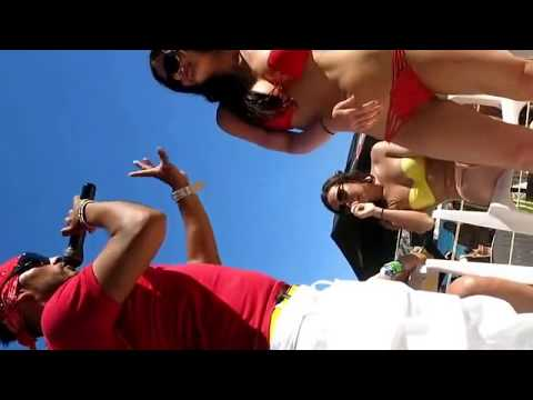 Sring Break 2014 BOOTY SHAKING CONTEST Cabo San Lucas, Mexico