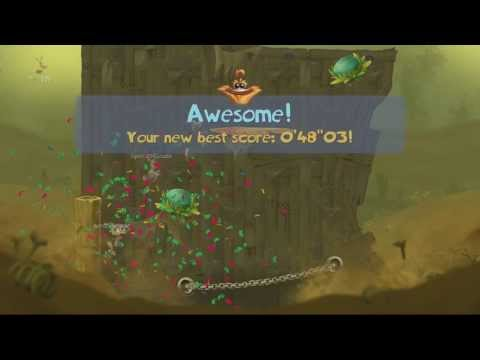 Rayman Legends Challenge App - The Infinite Tower
