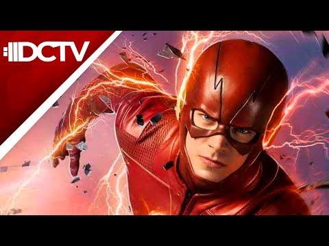 #DCTV: Flash Battles Thinker + Lucifer w/ Tom Ellis & iZombie
