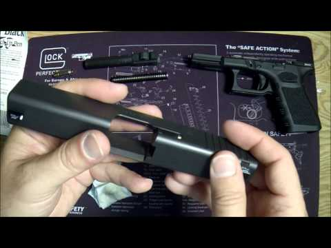 Glock Slide Touch Up Pen (Birchwood Casey Super Black) Anti-Review