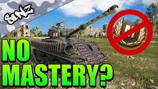 """NO MASTERY? - World of Tanks Console 