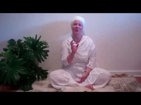 Sat Purkh Kaur Takes Us Deeper Into the Har Meditation