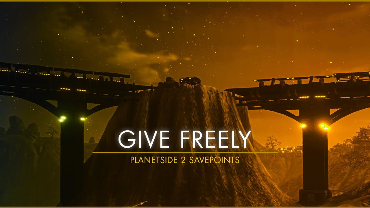 how to give more freely