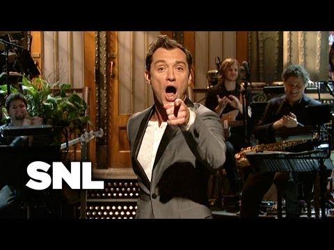 Jude Law Monologue: Hamlet - Saturday Night Live