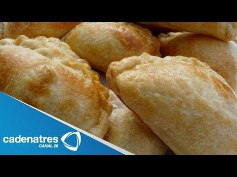 Receta Halloween: empanadas de calabaza / Recetas dia de muertos