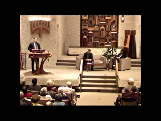 Gordis Ben Ami Debate, Atlanta, Feb 2014 1 Presentations