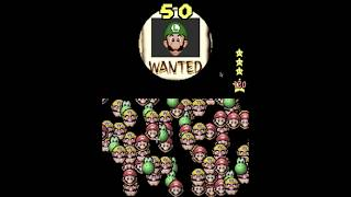 Wanted Minigame (Super Mario 64 DS)