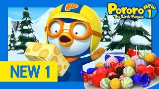 Pororo New1 | Ep34 Pororo's Goody Box | Where did Pororo hide his candies and sweets? | Pororo HD