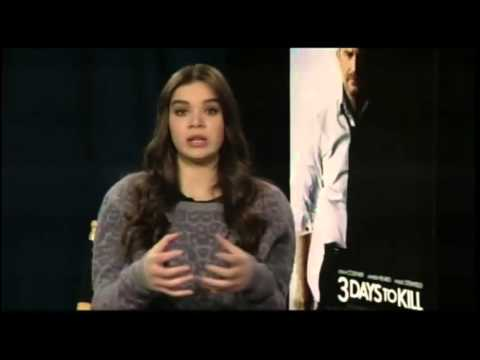 Hailee Steinfeld Interview for