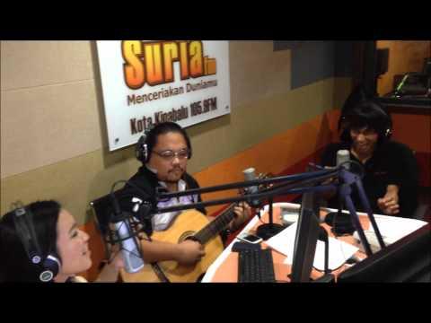 Penyampai Radio Suria Fm Sabah Obie, Dudu, Rey bergabung