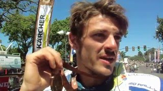 Dakar 2016: Jacopo Cerutti, 12° ASSO.LU.TO.