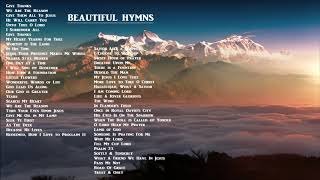 The Beautiful Instrumental Hymns! 55 Playlist - Various Artists.