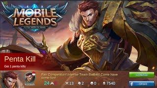 ML Ranked Sama Juminten Gak Mau Kasih Kendor - Mobile Legends Indonesia Live