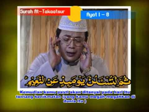 Surat At- Taariq Oleh Muammar Za   Ath-taariq By Muammar Za video